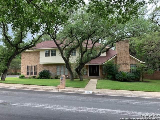2702 Whisper Dove St, San Antonio, TX 78230 (MLS #1396016) :: The Heyl Group at Keller Williams