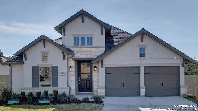 549 Tobacco Pass, New Braunfels, TX 78132 (MLS #1396186) :: Alexis Weigand Real Estate Group