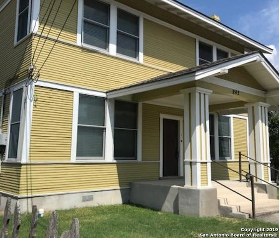 842 E Guenther St, San Antonio, TX 78210 (MLS #1397001) :: Exquisite Properties, LLC