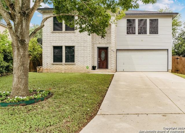 2717 Ashley Meadows, Schertz, TX 78154 (MLS #1397314) :: BHGRE HomeCity