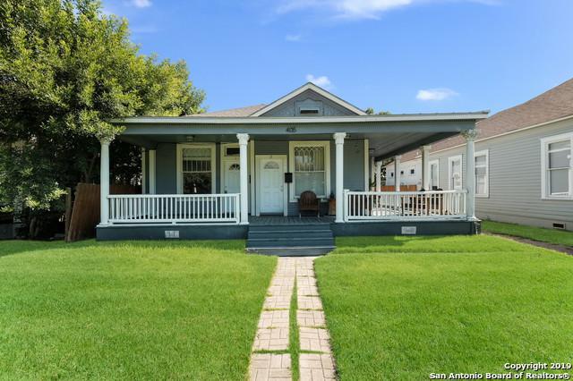 405 Florida St, San Antonio, TX 78210 (MLS #1397400) :: Exquisite Properties, LLC