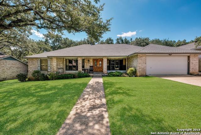 13122 Hunters Spring St, San Antonio, TX 78230 (MLS #1397664) :: The Castillo Group