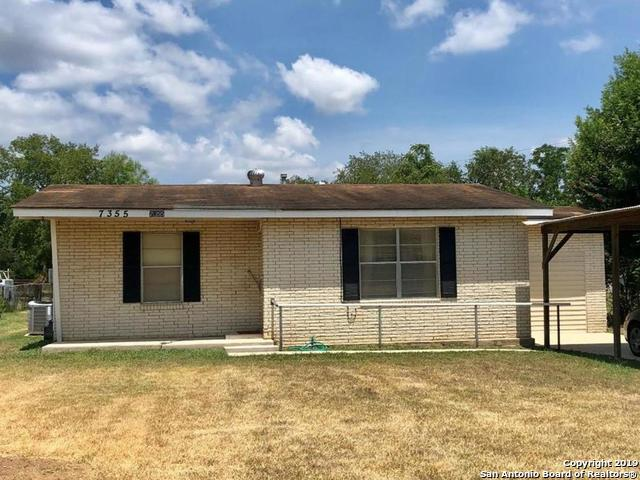 7355 Palm Park Blvd, San Antonio, TX 78223 (MLS #1398095) :: Alexis Weigand Real Estate Group