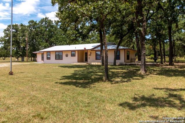 1010 Fm 337, Medina, TX 78055 (MLS #1398381) :: Glover Homes & Land Group