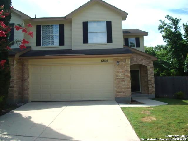 6803 Bluegrass Run, San Antonio, TX 78240 (MLS #1398966) :: The Mullen Group | RE/MAX Access
