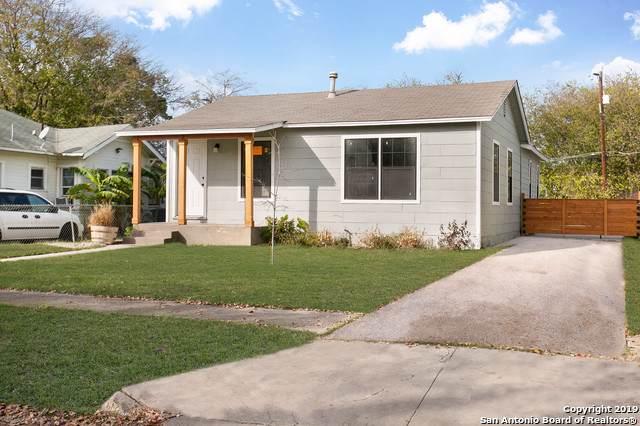 327 Avondale Ave, San Antonio, TX 78223 (MLS #1399565) :: BHGRE HomeCity