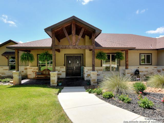 1778 Mountain Springs, Canyon Lake, TX 78133 (MLS #1399704) :: BHGRE HomeCity