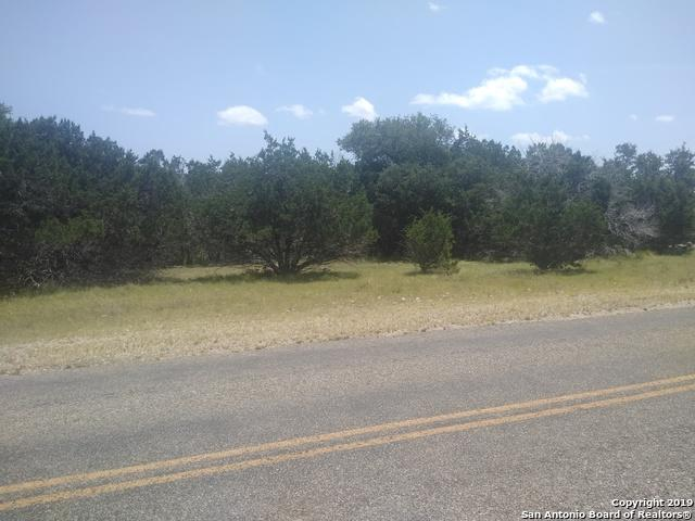 LOT 260 MOUNTAI Mountain Creek Trl, Boerne, TX 78006 (MLS #1399824) :: Alexis Weigand Real Estate Group