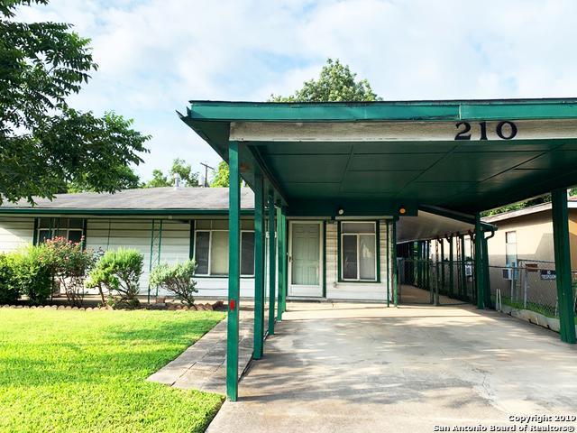 210 W Greenway Ave, San Antonio, TX 78226 (MLS #1399854) :: BHGRE HomeCity