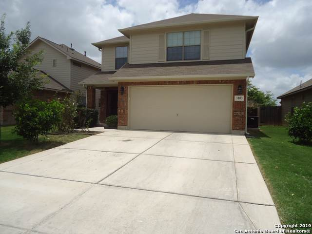 3103 Candleside Dr, San Antonio, TX 78244 (#1399897) :: The Perry Henderson Group at Berkshire Hathaway Texas Realty