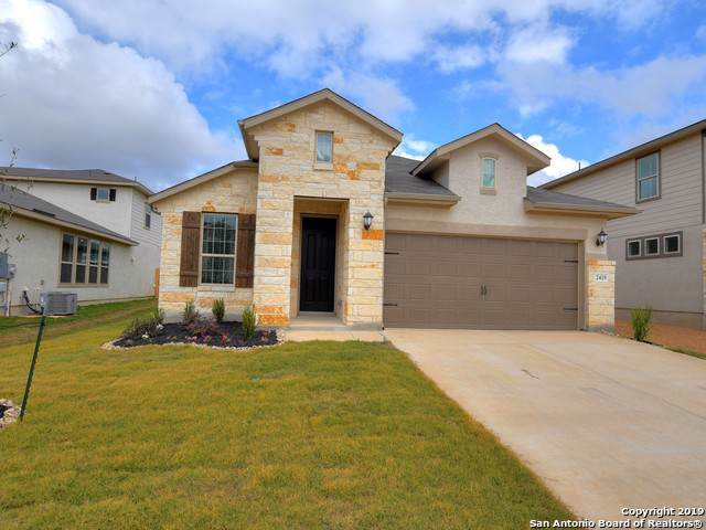 2419 Verona Way, San Antonio, TX 78259 (#1400422) :: The Perry Henderson Group at Berkshire Hathaway Texas Realty