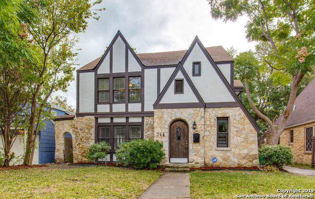 346 Donaldson Ave, San Antonio, TX 78201 (MLS #1400721) :: Santos and Sandberg