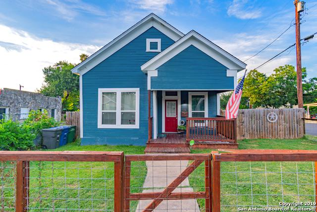 1003 W Elsmere Pl, San Antonio, TX 78201 (MLS #1401137) :: Vivid Realty