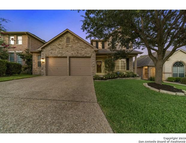 23534 Enchanted Fall, San Antonio, TX 78260 (MLS #1401187) :: BHGRE HomeCity