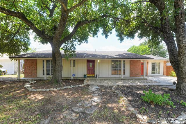 3746 Highcliff Dr, San Antonio, TX 78218 (MLS #1401506) :: The Gradiz Group