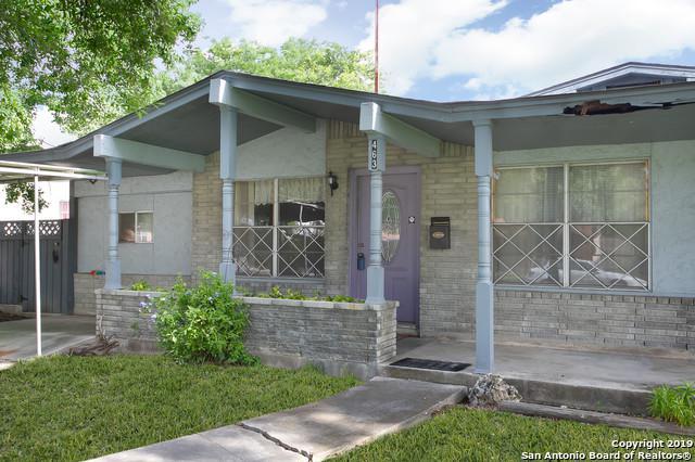 463 Sprucewood Ln, San Antonio, TX 78216 (MLS #1402297) :: Alexis Weigand Real Estate Group