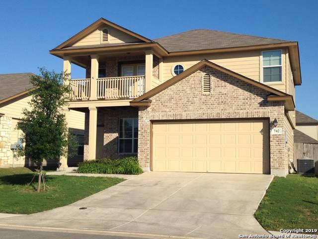 742 Great Oaks Dr, New Braunfels, TX 78130 (MLS #1403848) :: Neal & Neal Team
