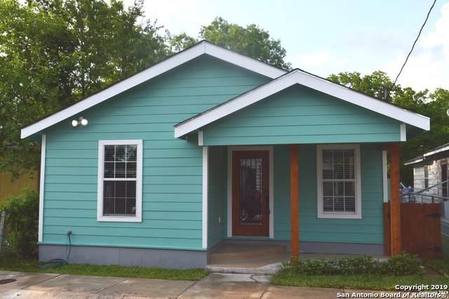 105 El Fledo Ct, San Antonio, TX 78210 (#1405411) :: The Perry Henderson Group at Berkshire Hathaway Texas Realty