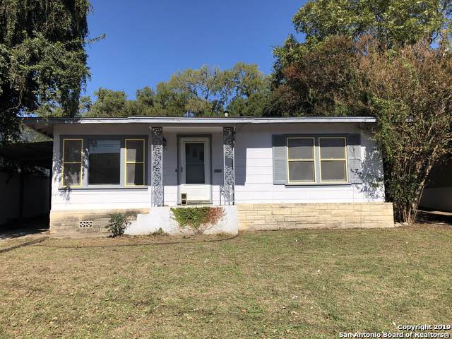 251 E Kings Hwy, San Antonio, TX 78212 (MLS #1406734) :: BHGRE HomeCity
