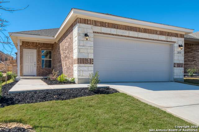 2737 Barkey Springs, San Antonio, TX 78245 (MLS #1407033) :: The Glover Homes & Land Group
