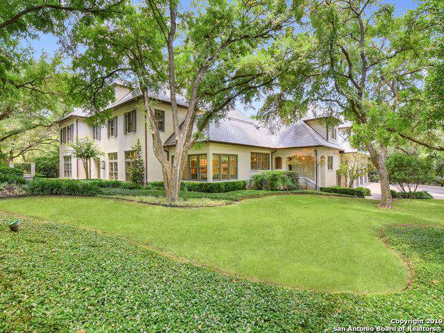 777 E Olmos Dr, Olmos Park, TX 78212 (MLS #1407718) :: The Mullen Group | RE/MAX Access