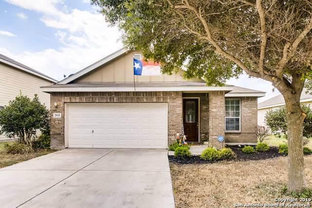 2935 Thunder Gulch, San Antonio, TX 78245 (MLS #1408708) :: BHGRE HomeCity