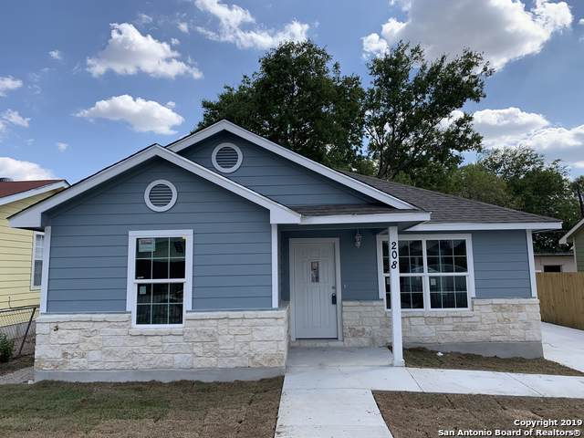 208 Sligo St, San Antonio, TX 78223 (MLS #1408863) :: BHGRE HomeCity