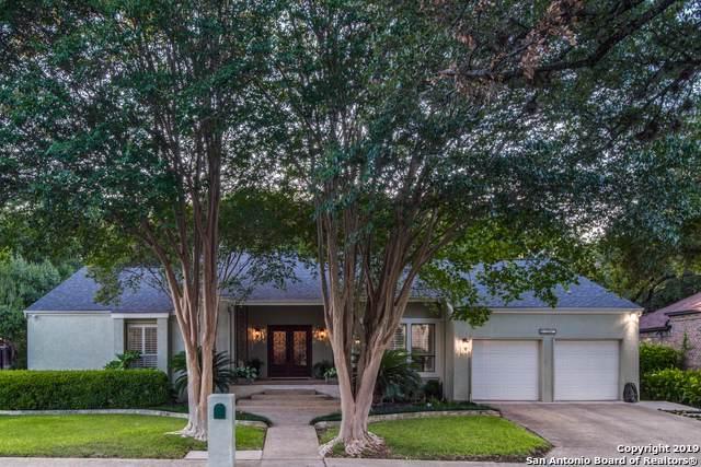13167 Hunters Brook St, San Antonio, TX 78230 (MLS #1409368) :: BHGRE HomeCity