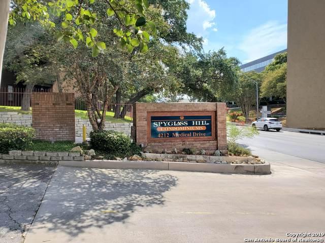 4212 Medical Dr #802, San Antonio, TX 78229 (MLS #1409475) :: BHGRE HomeCity