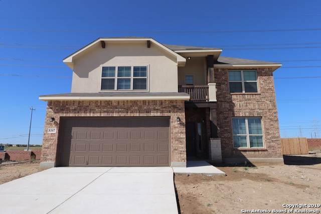 8307 Noble Crest, Converse, TX 78109 (MLS #1409844) :: BHGRE HomeCity