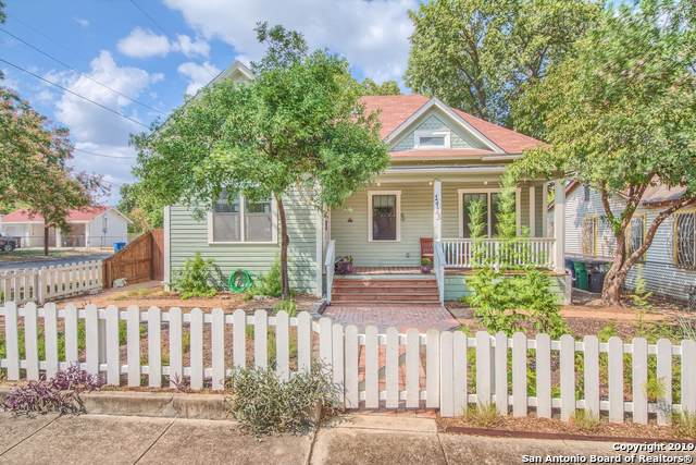 1923 W Houston St, San Antonio, TX 78207 (MLS #1410011) :: BHGRE HomeCity