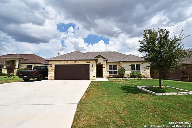 125 N 1st St, Floresville, TX 78114 (MLS #1410252) :: BHGRE HomeCity