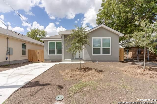 419 Laverne Ave, San Antonio, TX 78237 (MLS #1410289) :: BHGRE HomeCity