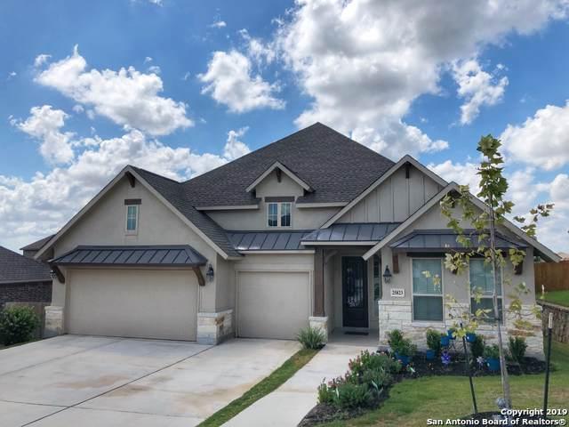 25823 Berberis, San Antonio, TX 78261 (MLS #1410887) :: BHGRE HomeCity