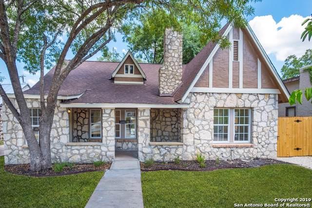 1411 Hicks Ave, San Antonio, TX 78210 (MLS #1410932) :: BHGRE HomeCity
