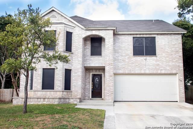 9619 Elmfield Pl, San Antonio, TX 78254 (MLS #1412081) :: Tom White Group