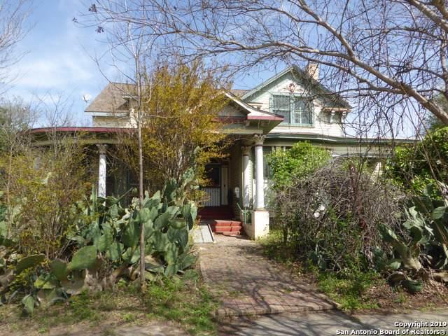 437 W Magnolia Ave, San Antonio, TX 78212 (MLS #1412199) :: Exquisite Properties, LLC
