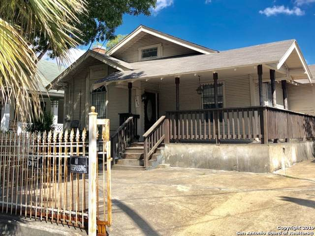2817 Buena Vista St, San Antonio, TX 78207 (MLS #1412218) :: BHGRE HomeCity