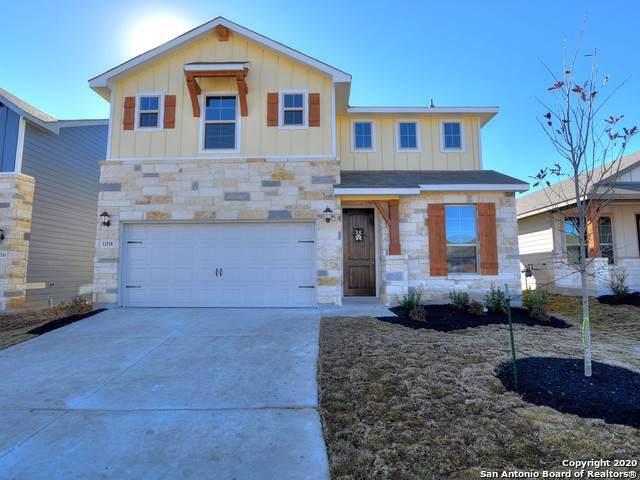 11518 Bakersfield Pass, San Antonio, TX 78245 (MLS #1412638) :: BHGRE HomeCity
