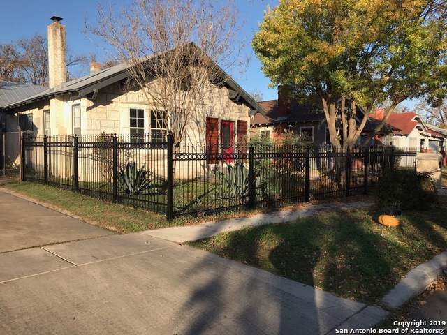 1013 Hammond Ave, San Antonio, TX 78210 (MLS #1413130) :: The Gradiz Group