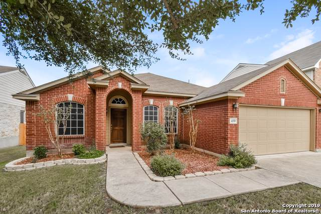 450 Turnberry Way, Cibolo, TX 78108 (#1413487) :: The Perry Henderson Group at Berkshire Hathaway Texas Realty