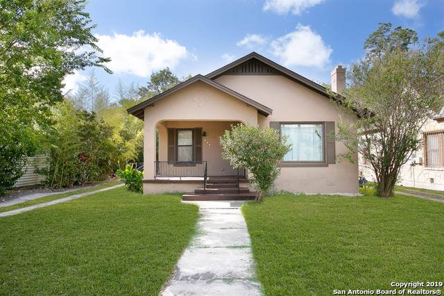 814 W Gramercy Pl, San Antonio, TX 78212 (MLS #1413935) :: The Gradiz Group
