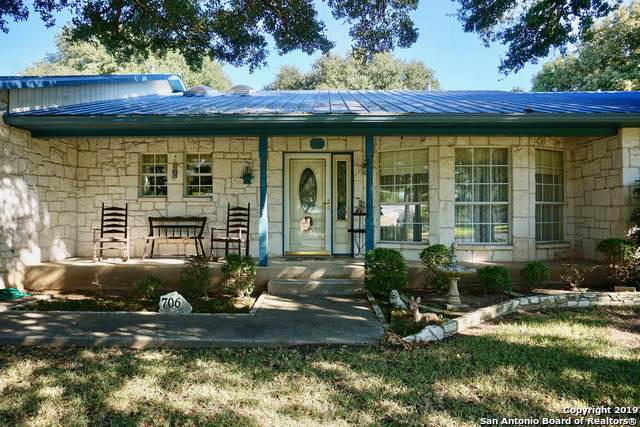 706 Cross Mountain Dr, Fredericksburg, TX 78624 (#1414462) :: The Perry Henderson Group at Berkshire Hathaway Texas Realty