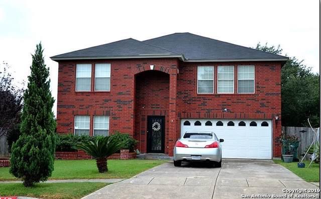7110 Cambie Ct, Live Oak, TX 78233 (MLS #1415215) :: BHGRE HomeCity