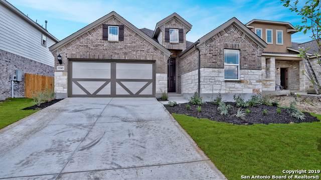 1243 Loma Ranch, New Braunfels, TX 78132 (MLS #1415354) :: The Gradiz Group