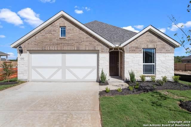 1212 Loma Ranch, New Braunfels, TX 78132 (MLS #1415357) :: The Gradiz Group