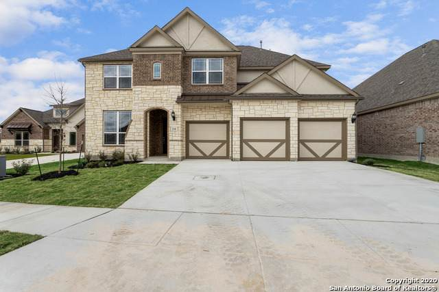 218 Parkview Terrace, Boerne, TX 78006 (MLS #1415402) :: BHGRE HomeCity