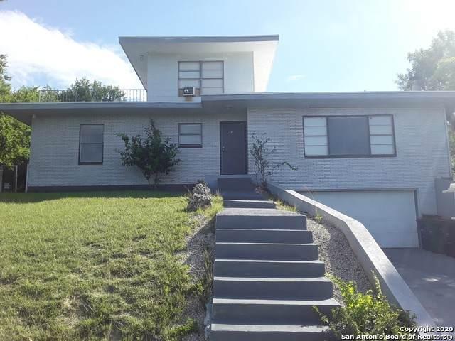 511 W Crestline Dr, San Antonio, TX 78228 (MLS #1416457) :: Alexis Weigand Real Estate Group