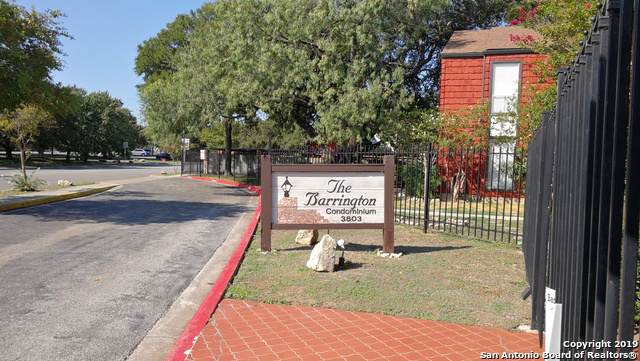 3803 Barrington St 19D, San Antonio, TX 78217 (MLS #1416551) :: EXP Realty