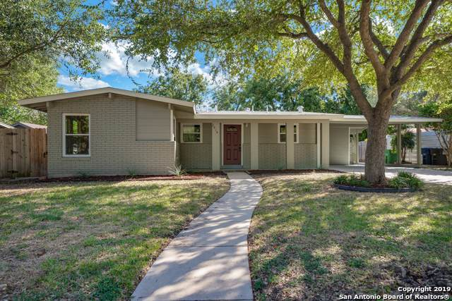 2814 Knight Robin Dr, San Antonio, TX 78209 (MLS #1416586) :: Alexis Weigand Real Estate Group
